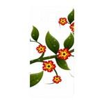 Flower Branch Nature Leaves Plant Samsung Galaxy Alpha Hardshell Back Case