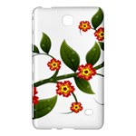 Flower Branch Nature Leaves Plant Samsung Galaxy Tab 4 (7 ) Hardshell Case