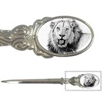 Lion Wildlife Art And Illustration Pencil Letter Openers