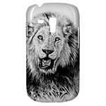 Lion Wildlife Art And Illustration Pencil Galaxy S3 Mini