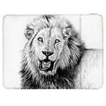 Lion Wildlife Art And Illustration Pencil Samsung Galaxy Tab 7  P1000 Flip Case