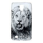 Lion Wildlife Art And Illustration Pencil Galaxy S4 Active