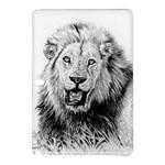 Lion Wildlife Art And Illustration Pencil Samsung Galaxy Tab Pro 10.1 Hardshell Case
