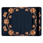 Floral Vintage Royal Frame Pattern Samsung Galaxy Tab Pro 12.2  Flip Case