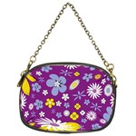 Floral Flowers Chain Purses (One Side)