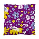 Floral Flowers Standard Cushion Case (Two Sides)