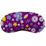 Floral Flowers Sleeping Masks