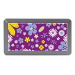 Floral Flowers Memory Card Reader (Mini)