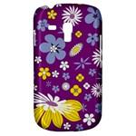 Floral Flowers Galaxy S3 Mini