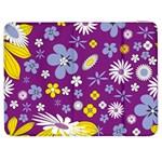 Floral Flowers Samsung Galaxy Tab 7  P1000 Flip Case