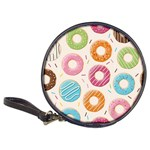 Colored Doughnuts Pattern Classic 20-CD Wallets