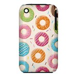 Colored Doughnuts Pattern iPhone 3S/3GS