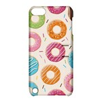 Colored Doughnuts Pattern Apple iPod Touch 5 Hardshell Case with Stand