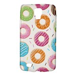 Colored Doughnuts Pattern Galaxy S4 Active