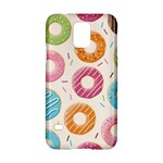 Colored Doughnuts Pattern Samsung Galaxy S5 Hardshell Case