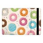 Colored Doughnuts Pattern Samsung Galaxy Tab Pro 10.1  Flip Case