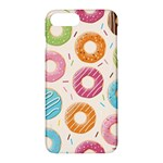 Colored Doughnuts Pattern Apple iPhone 7 Plus Hardshell Case