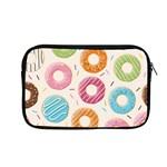 Colored Doughnuts Pattern Apple MacBook Pro 13  Zipper Case