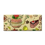 Colored Afternoon Tea Pattern Cosmetic Storage Cases