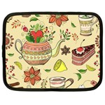 Colored Afternoon Tea Pattern Netbook Case (XXL)
