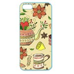 Colored Afternoon Tea Pattern Apple Seamless iPhone 5 Case (Color)