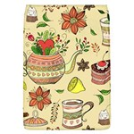 Colored Afternoon Tea Pattern Flap Covers (L)