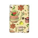 Colored Afternoon Tea Pattern iPad Mini 2 Hardshell Cases