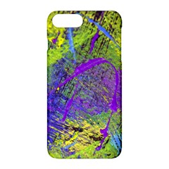 Ink Splash 02 Apple Iphone 8 Plus Hardshell Case by jumpercat