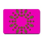Sweet Hearts In  Decorative Metal Tinsel Small Doormat