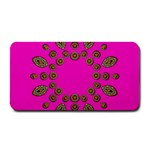 Sweet Hearts In  Decorative Metal Tinsel Medium Bar Mats