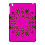 Sweet Hearts In  Decorative Metal Tinsel Apple iPad Mini Hardshell Case (Compatible with Smart Cover)