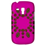 Sweet Hearts In  Decorative Metal Tinsel Galaxy S3 Mini