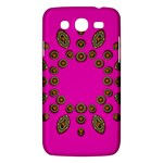 Sweet Hearts In  Decorative Metal Tinsel Samsung Galaxy Mega 5.8 I9152 Hardshell Case