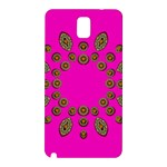 Sweet Hearts In  Decorative Metal Tinsel Samsung Galaxy Note 3 N9005 Hardshell Back Case