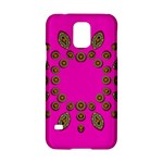 Sweet Hearts In  Decorative Metal Tinsel Samsung Galaxy S5 Hardshell Case