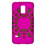 Sweet Hearts In  Decorative Metal Tinsel Galaxy S5 Mini