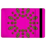 Sweet Hearts In  Decorative Metal Tinsel iPad Air 2 Flip