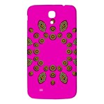 Sweet Hearts In  Decorative Metal Tinsel Samsung Galaxy Mega I9200 Hardshell Back Case