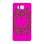Sweet Hearts In  Decorative Metal Tinsel Samsung Galaxy Alpha Hardshell Back Case