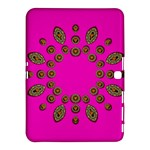 Sweet Hearts In  Decorative Metal Tinsel Samsung Galaxy Tab 4 (10.1 ) Hardshell Case