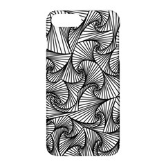 Fractal Sketch Light Apple Iphone 8 Plus Hardshell Case by jumpercat