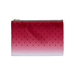 Watermelon Cosmetic Bag (medium)  by jumpercat