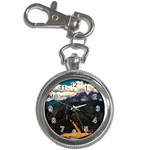 Italy Valley Canyon Mountains Sky Key Chain Watches