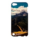 Italy Valley Canyon Mountains Sky Apple iPod Touch 5 Hardshell Case