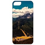 Italy Valley Canyon Mountains Sky Apple iPhone 5 Classic Hardshell Case