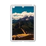 Italy Valley Canyon Mountains Sky iPad Mini 2 Enamel Coated Cases