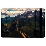 Italy Valley Canyon Mountains Sky iPad Air Flip