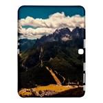 Italy Valley Canyon Mountains Sky Samsung Galaxy Tab 4 (10.1 ) Hardshell Case