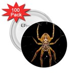 Insect Macro Spider Colombia 2.25  Buttons (100 pack)