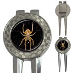 Insect Macro Spider Colombia 3-in-1 Golf Divots